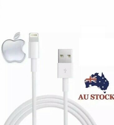 Genuine 1 M Apple Lightning Data Cable Charger for iPhone 5S 6S 7 8 iPad