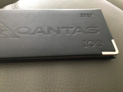 Qantas 2020 Diary 100 Year Anniversary Limited Edition Collectors Item