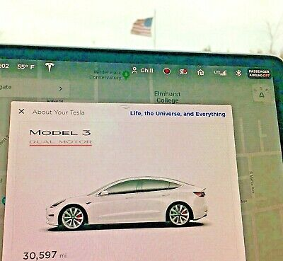 2018 Tesla Model 3 Performance Spezial 2018 Tesla Model 3 Performance 90kWh Spezial