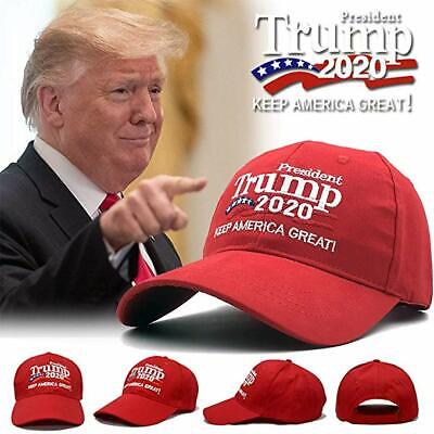 Donald Trump 2020 Keep Make America Great ! Cap President Election Hat Red HOT R