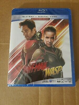 MINT CONDITION!! - Ant-Man and the Wasp: (Blu-ray Disc)