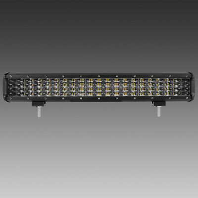 """20inch Philips LED Light Bar Spot Flood Offroad Driving Work 4WD Truck 20"""" 23"""""""
