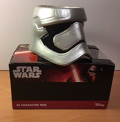 "Star Wars Episode 7 3-D Mug ""Captain Phasma"""