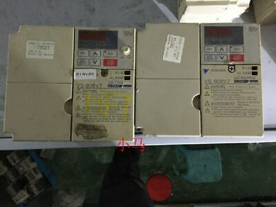 DHL/FedEx Used Yaskawa Inverter VS-606V7 2.2KW 220V CIMR-V7CCB2P2