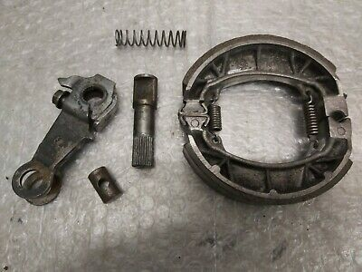Peugeot Tkr 50 2004 Rear Brake Shoes Arm Cam  Trekker 50