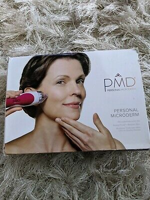 Pmd Personal Microdermabrasion Facial Exfoliating Device - New
