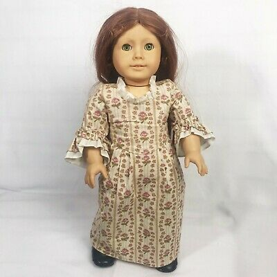 American Girl Doll Felicity Merriman Early Version Pleasant Company Bit Retired
