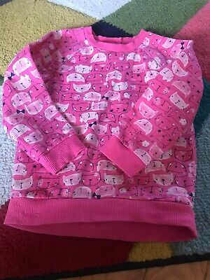 Mothercare Girls Clothes Age 2-3 Jumper Long Sleeve