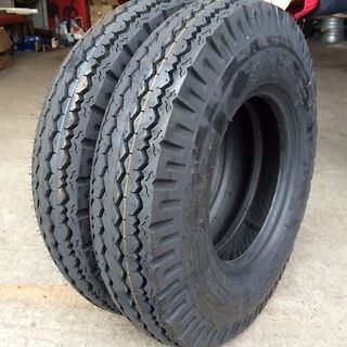 2x 5.00-10 4Ply 72M New High Speed Trailer tyres x2 500 10 5.00x10