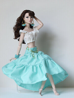 """Fit 16/"""" Fashion teen Poppy and FR16 shoes ITBE Tulabelle doll 36BS2"""