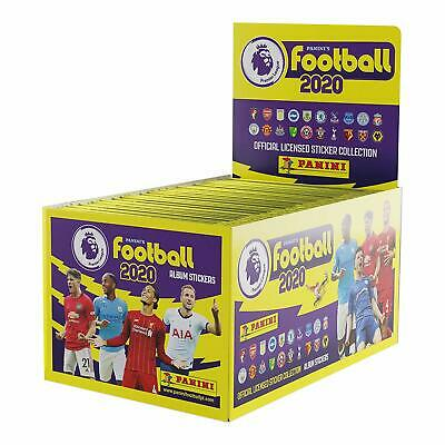 Panini's Football 2020 – The Official Premier League Sticker Collection Packets