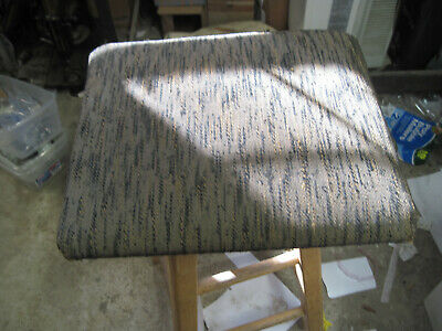 Vintage Singer Sewing Machine Bench Seat Stool Top Lid Fits Queen Anne