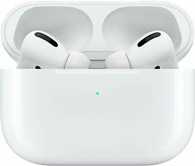 Brand New  Apple AirPods Pro  MWP22AM/A  - White  with wireless charging box