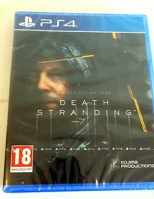 £85 Death Stranding Special PS4 GameBrand  pro PEGI New  Sealed SONY PLAYSTATION