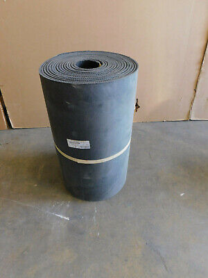 "NEW Rubber Conveyor Belt 24"" Wide x 39' Long NEW"