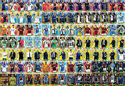 Scegli cards Plus Calciatori Adrenalyn XL 2019-20, Panini: numeri bis, 470-520