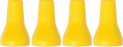 "Loc-Line 3/8"" Acid Resistant Round Nozzle - 12 Packs of 4"