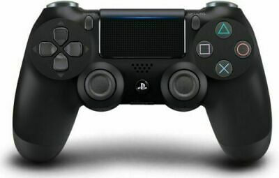 NEW Sony Playstation4 PS4 Dualshock 4 2nd Generation Wireless Controller (Black)