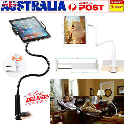360°Rotating Tablet Holder Lazy Bed Desk Mount Stand for iPhone iPad Air Samsung