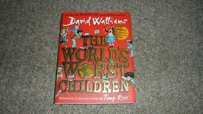 The World's Worst Children by David Walliams (Hardback, 2016), Brand New