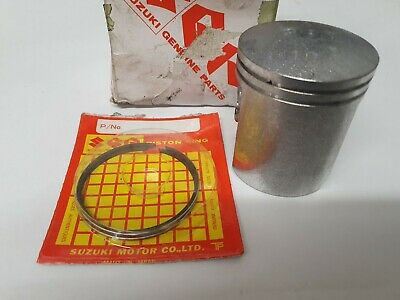 Suzuki LT80 Genuine Piston And Rings (+1.00)