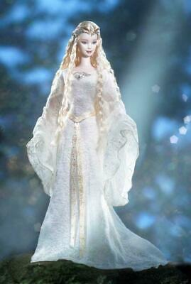 Galadriel In Lord Of The Rings Collector Edition Doll Porcelain