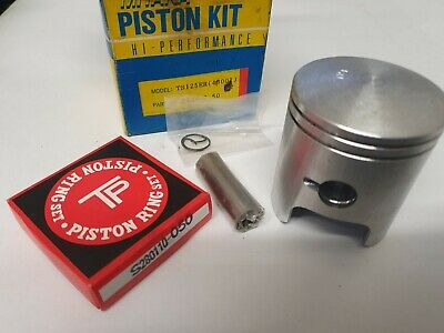 Suzuki TS125ER Piston Kit (+0.50)