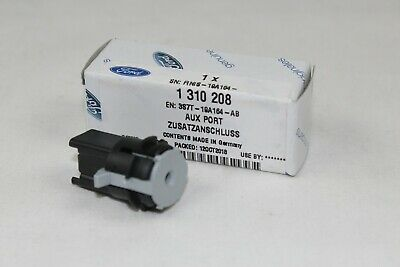 Original Ford Adapter AUX IN Anschluss Stecker 1310208
