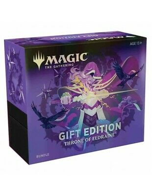 Magic Throne of Eldraine Bundle Gift Edition
