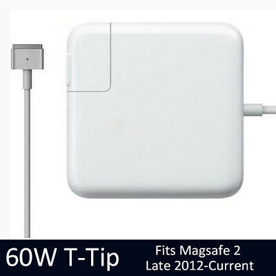 """For Apple 60W Macbook Air 11"""" 13"""" MagSafe2 Power Adapter Charger A1465 A1466 NEW"""