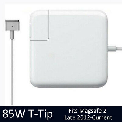 85W Charger Power Adapter For Apple Macbook Pro 15 17'' Magsafe2 T A1398 A1424