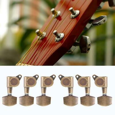 4 PCS String Tuning Pegs Machine Heads for Electric Bass 4R Y6Z2