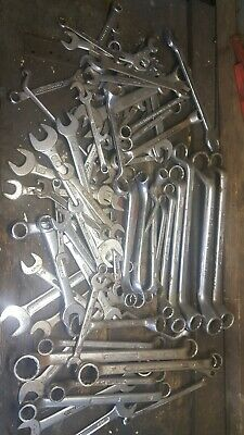 Hugh Lot Quality Spanners..Britool King Dick