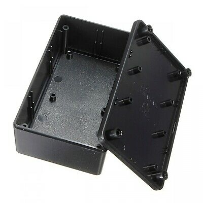 New Waterproof ABS Plastic Electronic Enclosure Project Box Black 103x64x40mm