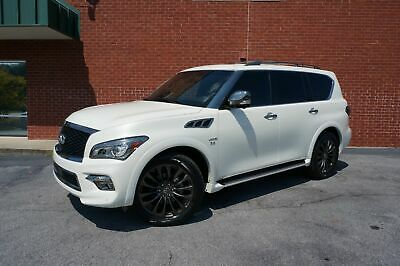 2017 Infiniti Qx80 2017 Infiniti Qx80 Limited Awd $91,000 Msrp 2017 Infiniti Qx80 Awd Limited Only 9,100 Miles $91,000 Msrp Nicest In Country