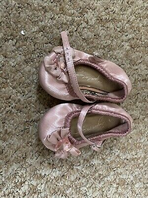 Baby Toddler Infant Size 2 - 3 Girls Next Shoes