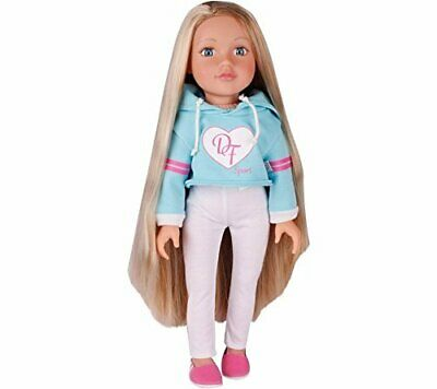 Chad Valley Design A Friend Blue Hoodie Clothes/Outfit New DOLL NOT INCLUDED
