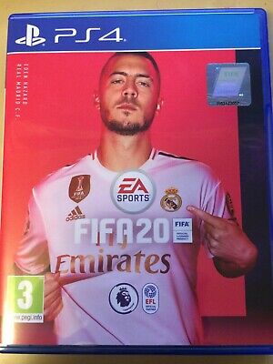 Fifa 20 Standard Edition - Playstation 4 (PS4)