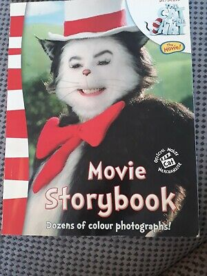 Dr.Seuss'  The Cat in the Hat : Movie Storybook by Dr. Seuss (Paperback, 2004)