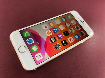 Apple iPhone 8 - 64GB - Gold (Unlocked) A1863 Verizon AT&T T-Mobile Works Great