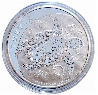 Niue 2011 $2 Conquest of Space First Space Walk .999 Proof 1Oz Silver Coin