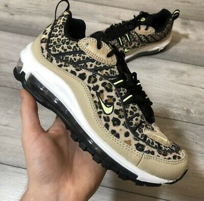 NIKE AIR MAX 97 Leopard Pack Red BV6113 600 Women's 6 10
