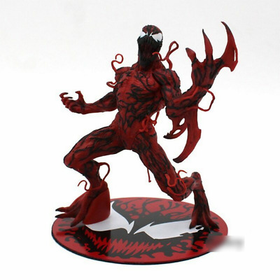 The Amazing Spider man Red Carnage Decoration Super Hero  Action Figures Cool