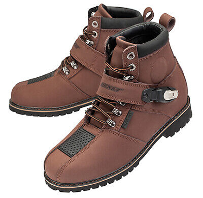 New Size 13 Brown Joe Rocket Big Bang 2.0 Boots 1287-0813