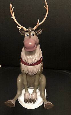 Disney Parks Mickey's Christmas Party Frozen Sven Reindeer Souvenir Sipper Cup