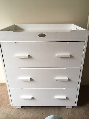 Baby Nursery Change Table Chest, Drawer, Dresser ,Cabinet , Room Nursery...