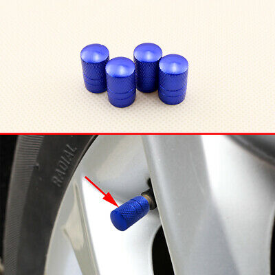 Car Wheel Tyre Dust Stems Tire Air Valves Caps Stem Cover Trim Accessories 4PCS
