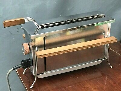 Vintage retro 1970s or1980s Hotpoint Vertical Grill griller toaster