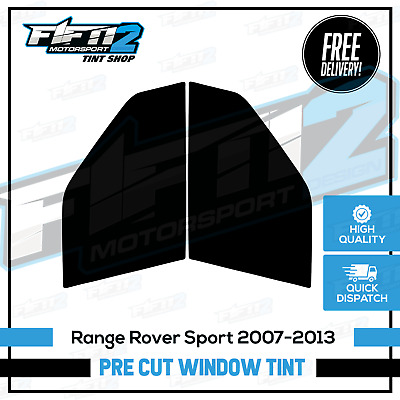 Land Rover Range Rover Sport 2007-2013 Professional Pre Cut Front Window Tint