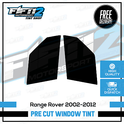Land Rover Range Rover 2002-2012 Professional Front Pre Cut Window Tint